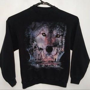 Other - Vintage Wolfpack CrewNeck Sweatshirt Size Large